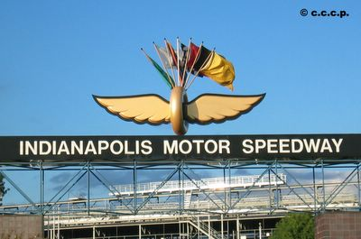 indianapolis motor speedway: been there, done that