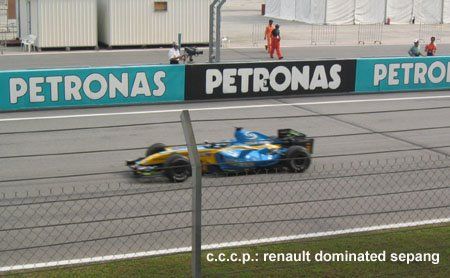 renautl dominated sepang