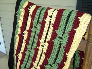 Crochet Patterns Navajo Afghan : Pin Crochet Sampler Baby Afghan 200 Jpg on Pinterest