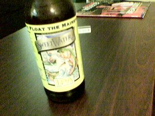 Bottle of Sweet Water IPA
