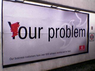 Vodafone Advert
