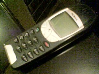 My old Nokia 6210