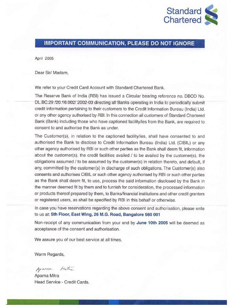 Standard chartered credit letter 28 images banking faq credit standard chartered credit letter falaconquin