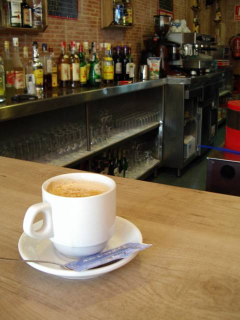 A Short Primer On Spanish Coffee
