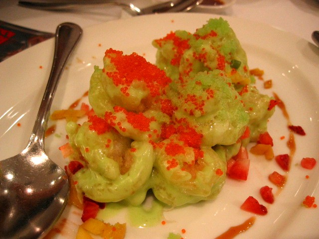 Nibble scribble peach garden modern cantonese for 2004 novena peranakan cuisine