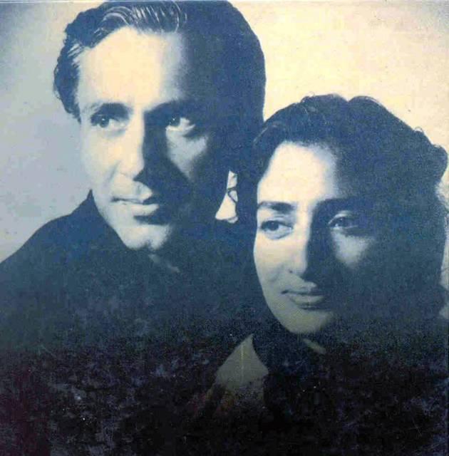 balraj sahni family