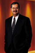 Don Blankenship, CEO of Massey Energy, native West Virginian, only Fortune 1000 company CEO who lives in West Virginia