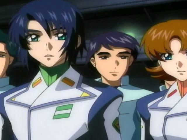 cagalli and athrun relationship problems