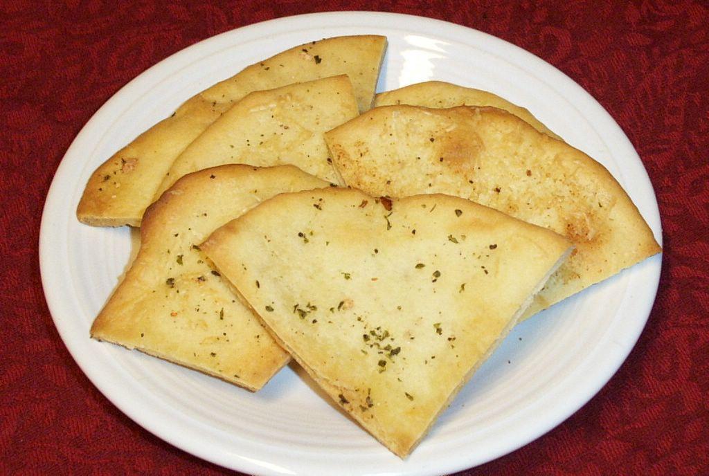 Greek Pita Chips Invention of Pita Chips