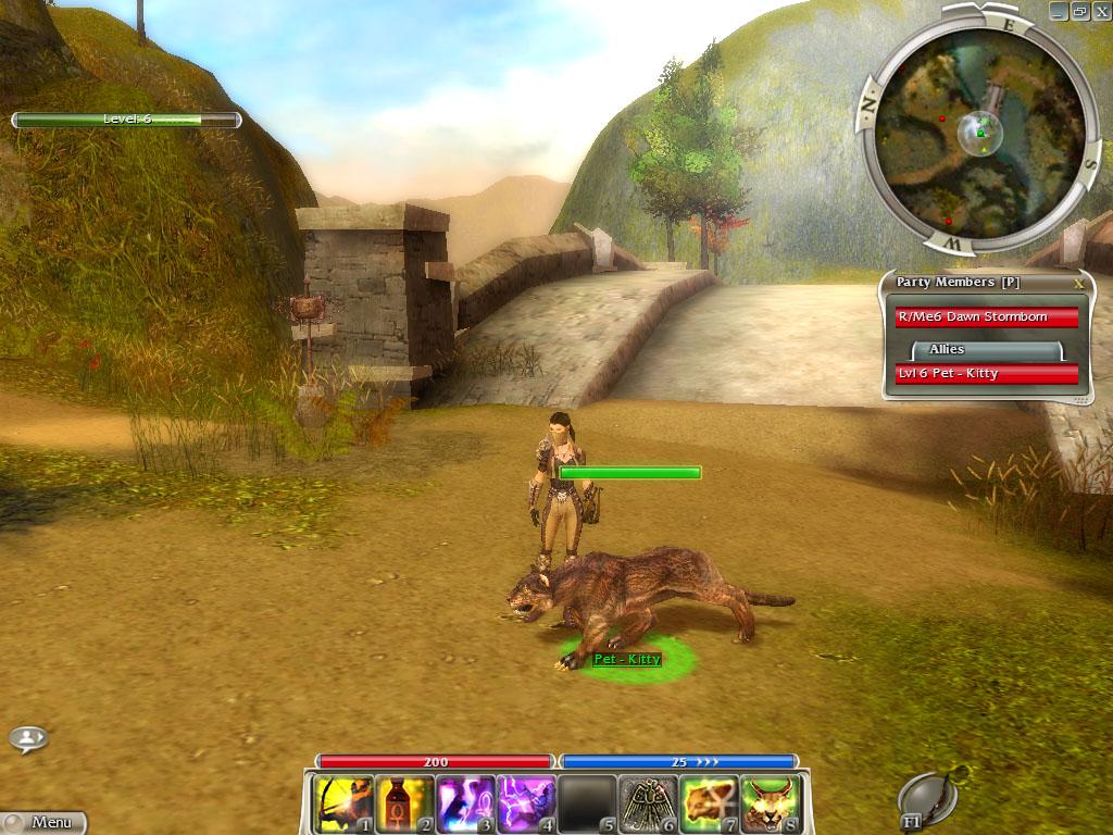 guild wars pre searing ranger pet guide