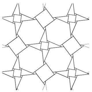 Meggiecat Origami Tessellation Freeware