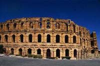 Roman Coliseum of El-Jem