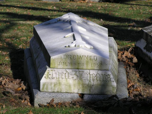 The Real Emily Rose Gravesite
