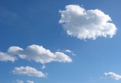 Winter Sky in Limassol