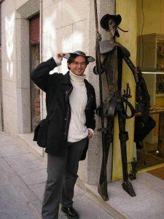Neo-Quijote!