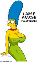 Marge Simpsons Boob Job Pictures