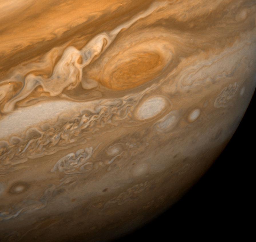 Júpiter. Clique para ver imagem no tamanho normal.