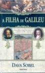 capa de 'A Filha de Galileu'