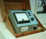 aparelho no Museu da Água