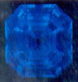 Diamante Português com fluorescência