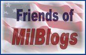 Friends Of MilBloggers