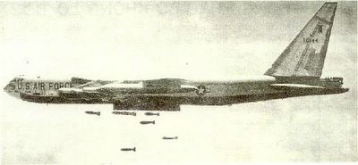 b 52 carpet bombing  52 on a carpet-bombing mission