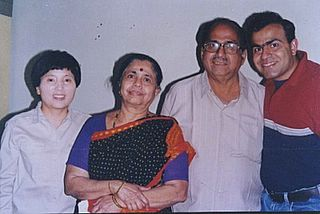 The Kamat Family