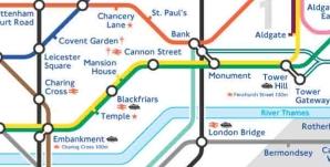 london undergound map