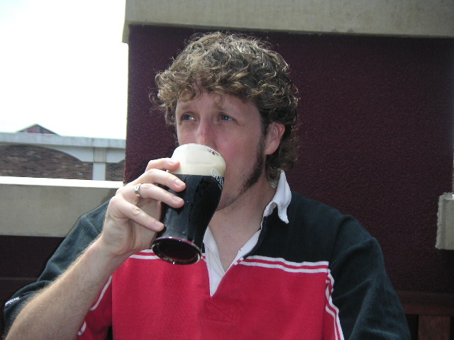 Mmmm Guinness!