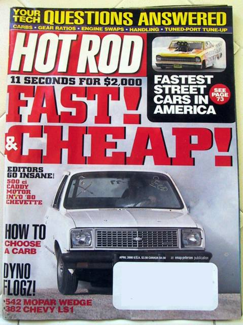 Hoopty Rides: The Greatest Do-It-Yourself Article Ever - 500 cubic