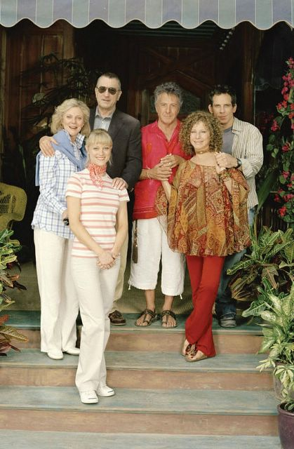 Meet the Fockers 2 Barbra Streisand Meet The Fockers
