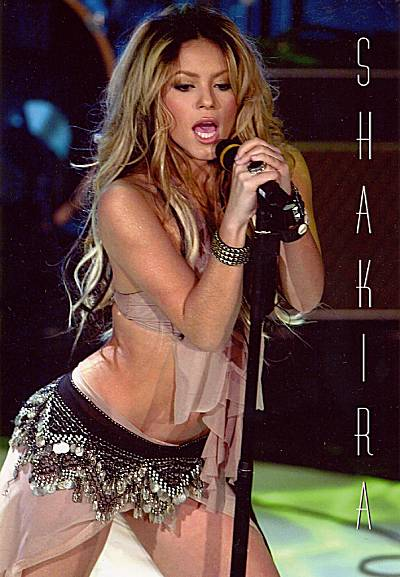 Porno shakira Shakira Pics