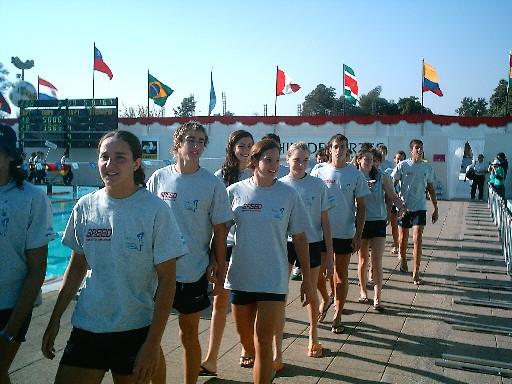 federacion entrerriana natacion: