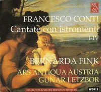 Cantatas de Conti