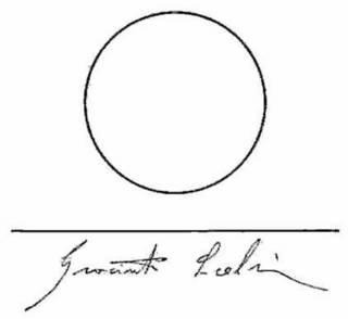 Anagrama de Giacinto Scelsi