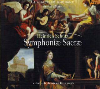 Symphonia Sacrae II