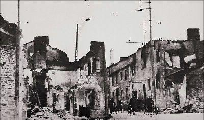 Oradour-sur-Glane el 10 de junio de 1944