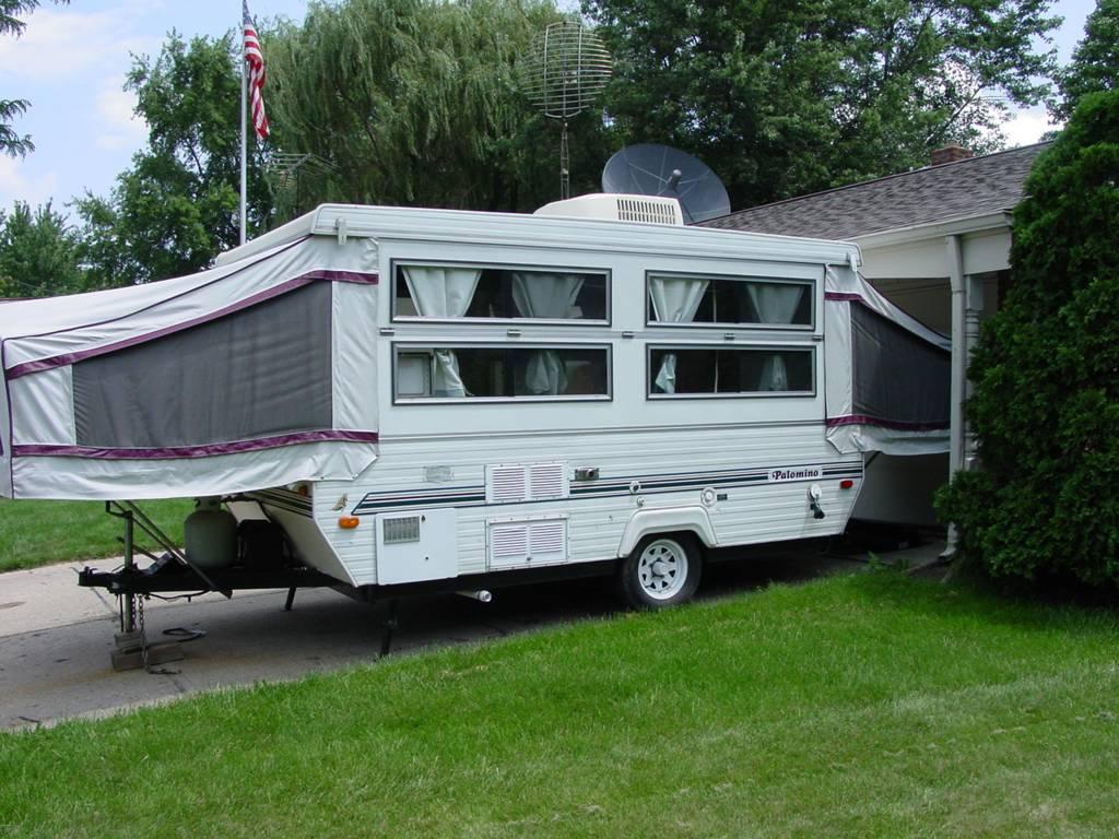 For Sale - 1997 Palomino TXL-SC - Hard side pop-up c&er & Averialu0027s Blog: For Sale - 1997 Palomino TXL-SC - Hard side pop-up ...