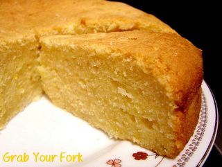 Does Lemon Cake Go With Coconut Frosting