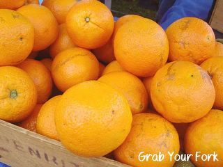 Penrith navel oranges