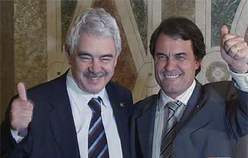 President Maragall i Mas
