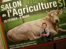 Un petit blog de gourmandises retour au blog et retour du for Billet salon agriculture