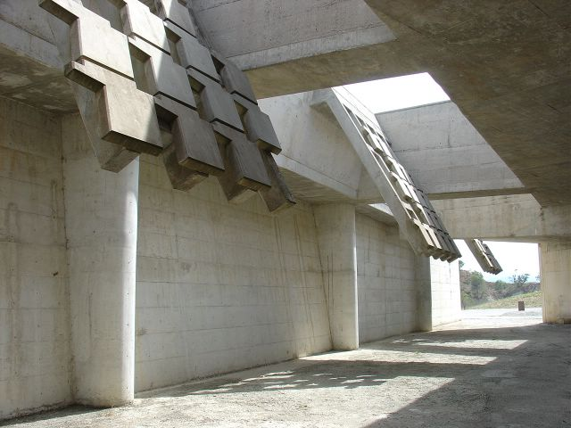 Enric Miralles Igualada Cemetery