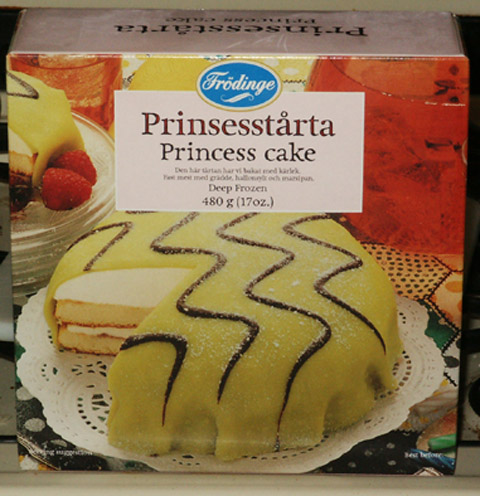Swedish Cake Ikea