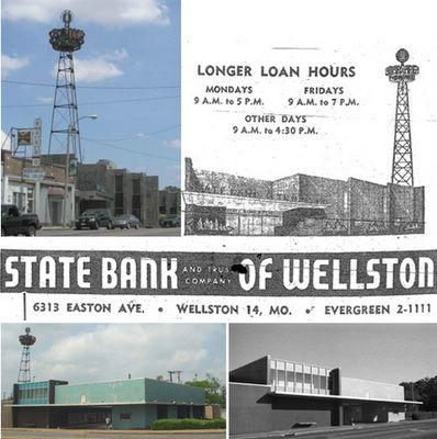 state bank of wellston photos by toby weiss