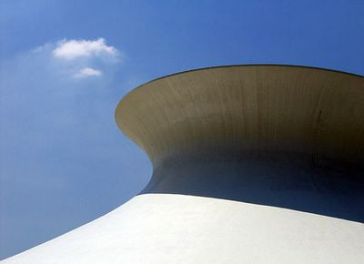 the st. louis planetarium by toby weiss