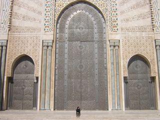 89 Foto Gambar Masjid Maroko Terlihat Cantik