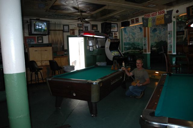And Please Dont Put Your Drinks On The Pool Table Green Parrot Bar - How to put felt on a pool table