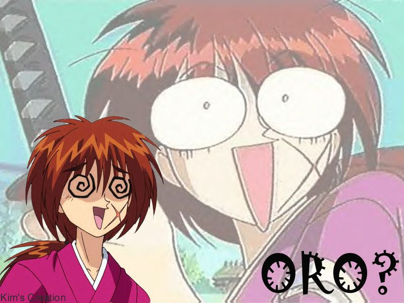 kenshin - oro