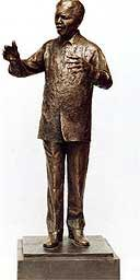 proposed Mandela statue for Trafalgar Square